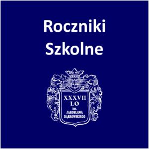 Roczniki szkolne