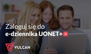 Baner - UONET+ - Zaloguj się do e-dziennika